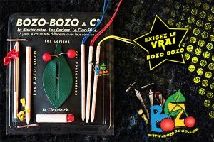 Le coffret BOZO-BOZO